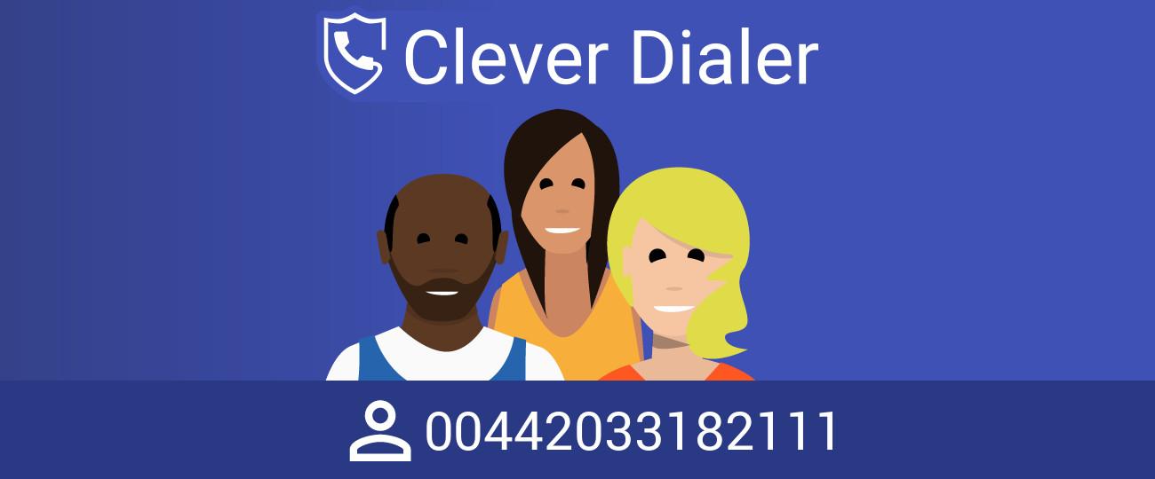 Telefonnummer Englisch